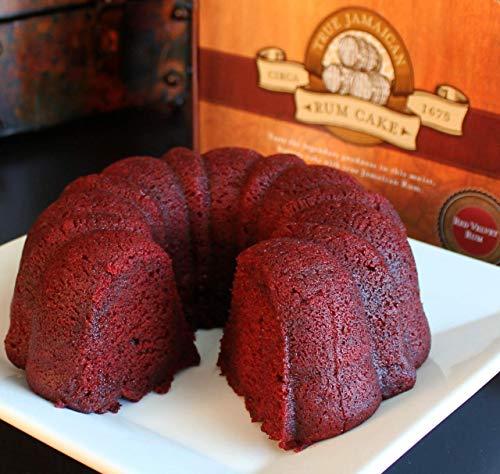 Wicked Jacks Tavern Red Velvet Rum Cake