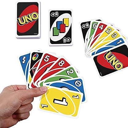 Mattel Games FFK01 - Kartenspiele Spielesammlung in Metalldose mit UNO, Phase 10, Snappy Dressers, Gesellschaftsspiele ab 7 Jahren 2