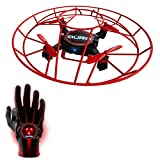 KD Interactive Aura Drone with Glove Controller
