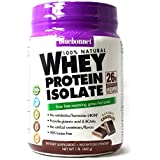 Blue Bonnet BlueBonnet 100% Natural Whey Protein Isolate Powder, Chocolate, 1 Pound
