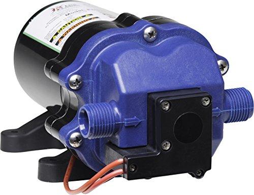 WFCO (PDSI-130-1240E) Artis Series 3.0 GPM 40 PSI Water Pump (Pump 40)