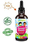 #1: Organic Echinacea Drops for Kids - Kids Immune Booster to Avoid Getting Sick - Cold & Flu Defense for Toddlers - Liquid Childrens Immune Support to Stop Colds in their Tracks, 1 oz