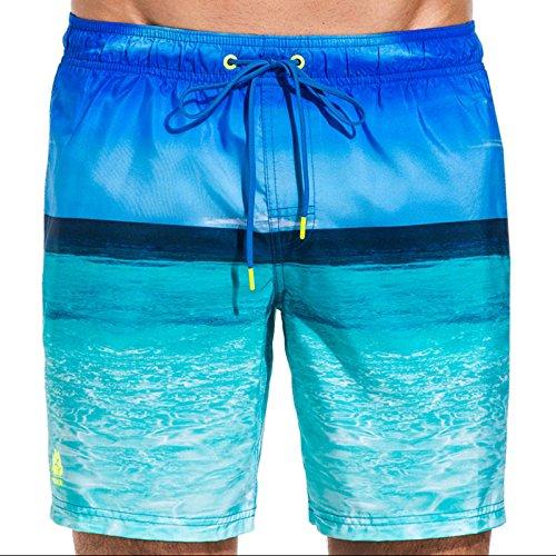 b6d267e47 SUNDEK - Bañador - para Hombre 089 Ocean S  Amazon.es  Ropa y accesorios