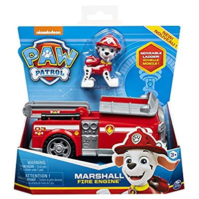 Paw VHC Bscveh Lowprice Marshall GBL: Toys & Games