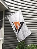Allis Chalmers Tractor Logo Flag, 3'x5'