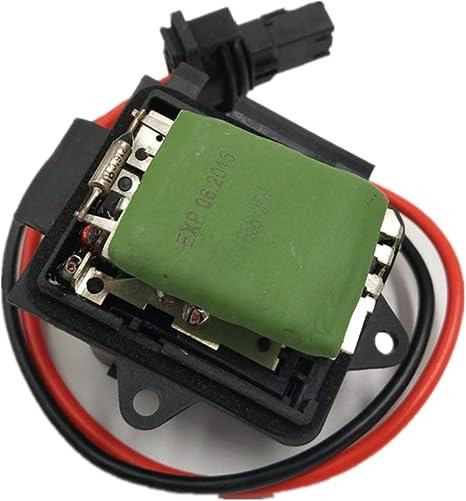 HZYCKJ Resistencia del motor del ventilador del calentador de control del ventilador del autom/óvil OEM # 7701046941