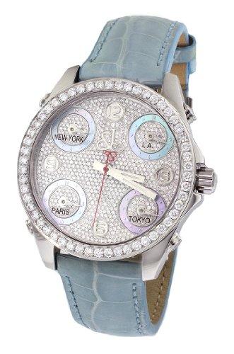 jacob-co-blue-band-mid-size-five-time-zone-370ct-diamond-watch-jcm-30b