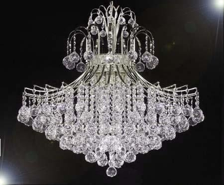 French Empire Empress Crystal ™ Chandelier Lighting H30 X W24 Review