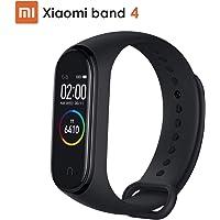 superpow XIAOMI Miband 4, Montre Connectée, Tracker d'activité, Fitness Tracker avec Etanche 5 ATM, Smart Watch Tensiometre Bracelet Connecté Cardiofrequencemetre Podometre