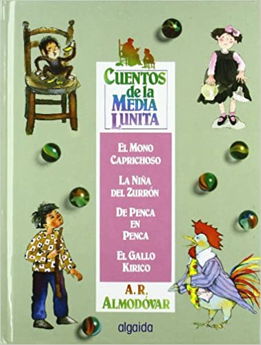 Cuentos de la media lunita volumen 1: Volumen I del 1 al 4 Infantil - Juvenil - Cuentos De La Media Lunita - Volúmenes En Cartoné: Amazon.es: Antonio ...