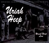Greatest Hits Live by Uriah Heep