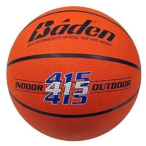 Baden Rubber Oficial de Baloncesto, Orange, 27.5 pulgadas: Amazon ...