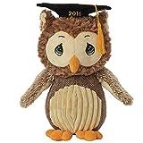Precious Moments, 2016 Dated, Look Whoo's Graduating!, Stuffed Animal, 154502
