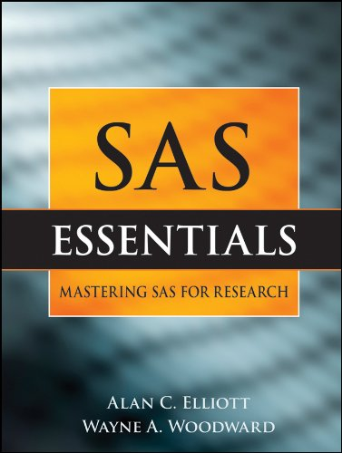 Download SAS Essentials: A Guide to Mastering SAS for Research (Research Methods for the Social Sciences) Pdf
