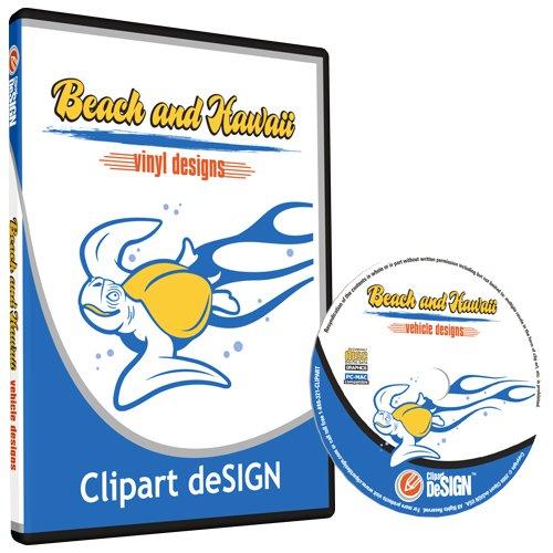 Vinyl Cutter Software >> Amazon Com Hawaii Hawaiian Vehicle Graphics Clipart Vinyl Cutter