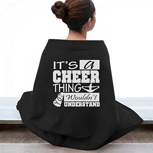 It's A Cheer Thing Girl: Gildan Dryblend Stadium (Team Pride Fleece)