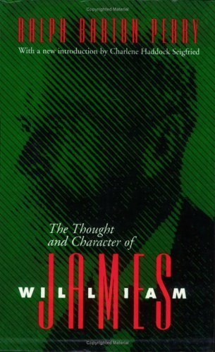 Image of The Thought and Character of William James