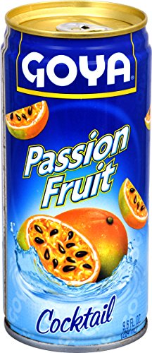 Goya Foods Passion Fruit Cocktail, 9.6 Ounce (Pack of 24) by Goya