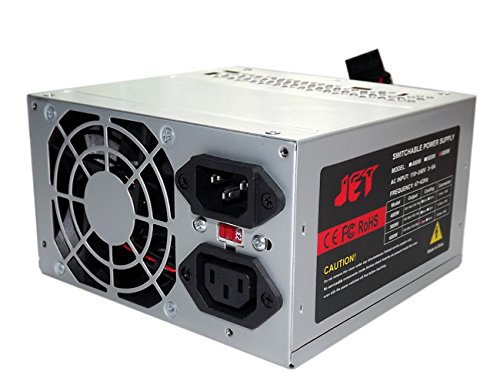 600W Power Supply 15 Sata 2 IDE for 11bay 12bay 13bay 15bay Duplicator Case by Jet Digital