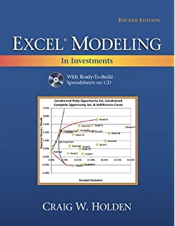 Amazon.com: Excel Modeling in Corporate Finance (4th Edition ...
