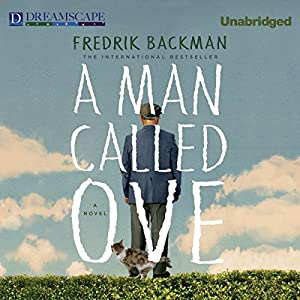 Image result for man called ove audiobook cover