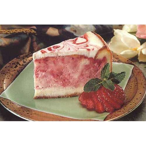 Daiquiri Cheesecake (Lawlers Desserts Colossal Strawberry Daiquiri Cheesecake, 108 Ounce -- 4 per case.)