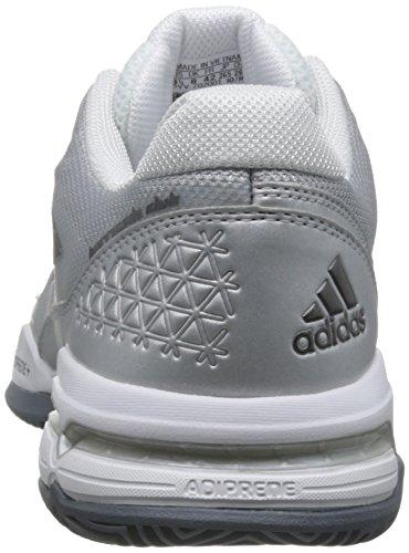 Black Pour Ftwr Adidas Tennis Homme night De Metallic Barricade Club Chaussures Core White Gris wZOFX