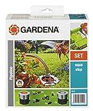 Gardena 8255-U Underground Water Pipeline Starter Set