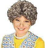 Granny Gray Old Lady Wig, Yo Mamma Nanna - Best Reviews Guide