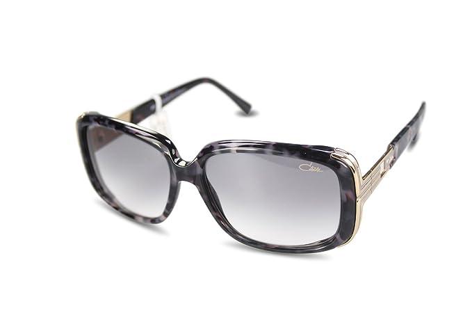 Cazal - Gafas de sol - Rectangular - para mujer gris gris ...