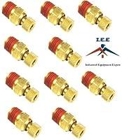 "10 pack 1/4"" Drain valve air compressor tank water drain plug"