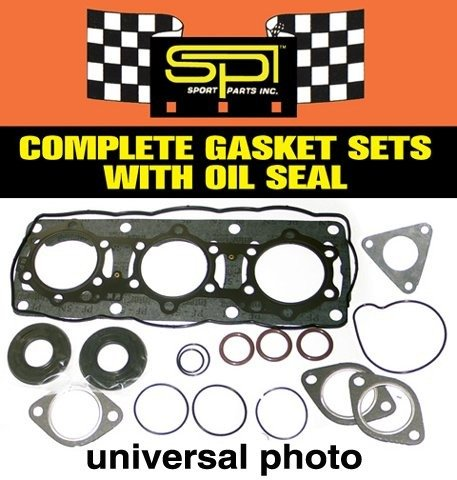 Nachman 09-711231 Spi Full Gasket Set (Set Full Spi)