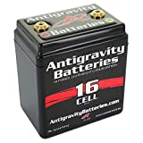 Antigravity Batteries AG-1601 Lithium Motorcycle Battery 480 CCA 16-Cell 12V