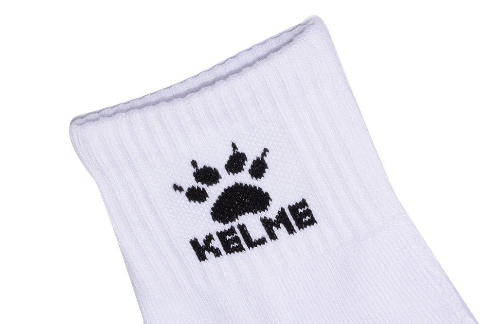 Calcetines de deporte KELME, bajos, antideslizantes, hombre, blanco, Medium: Amazon.es: Deportes y aire libre