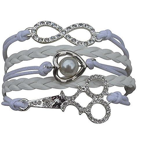 Hair Stylist Jewelry  Hair Stylist Bracelet  Perfect Hair Stylist Gifts