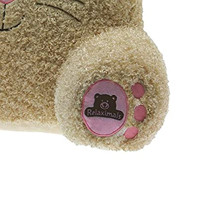 Relaximals Cat Kids Reading Pillow: Toys & Games