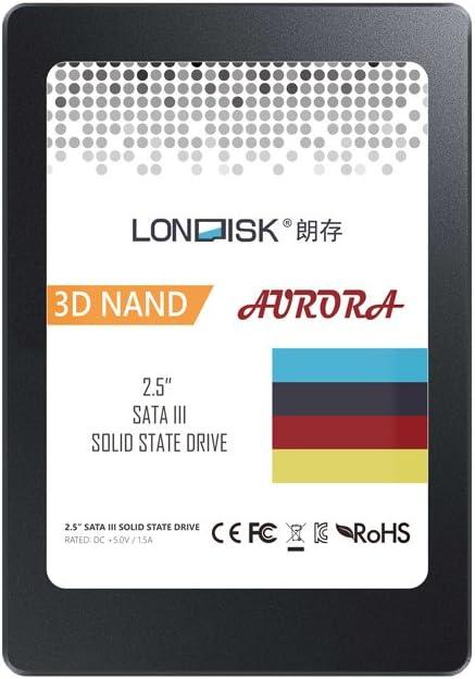 LONDISK SSD 2,5 pulgadas unidad de estado sólido interno SSD ...