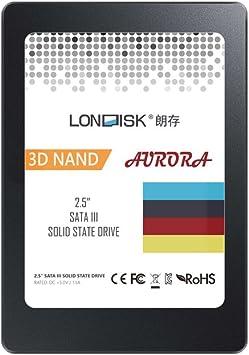 LONDISK SSD 120 GB SATA III unidad de estado sólido interno ...