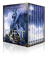 Quest: Eight Novels of Fantasy, Myth, and Magic (English Edition)