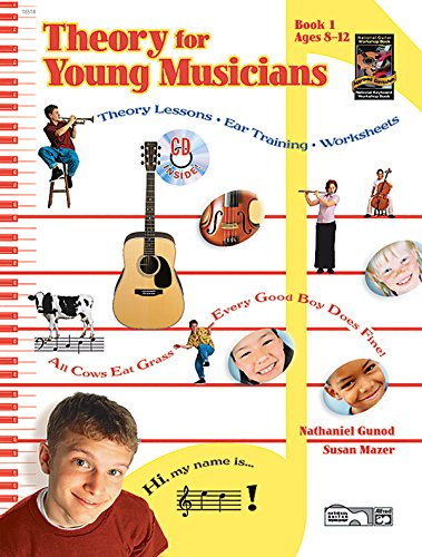 (Theory for Young Musicians, Bk 1: Book & CD)