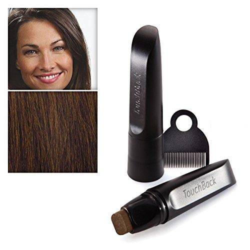 TouchBack Haarfärbestift Hair Marker in mittelbraun