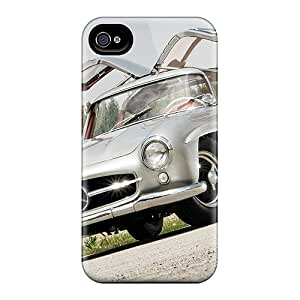 New XjD30163MNCr Beautiful Old Mercedes 300sl Covers Cases For Iphone 6