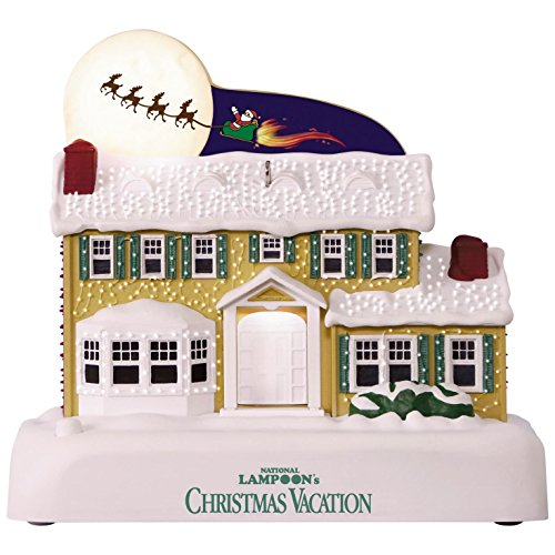 Hallmark NATIONAL LAMPOONS CHRISTMAS Ornament with Sound + Light Deal (Large Image)