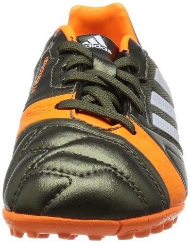 adidas , Chaussures de foot pour garçon eargrn/runwh