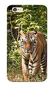 Inthebeauty Case Cover Tiger Predator Forest/ Fashionable Case For Iphone 6