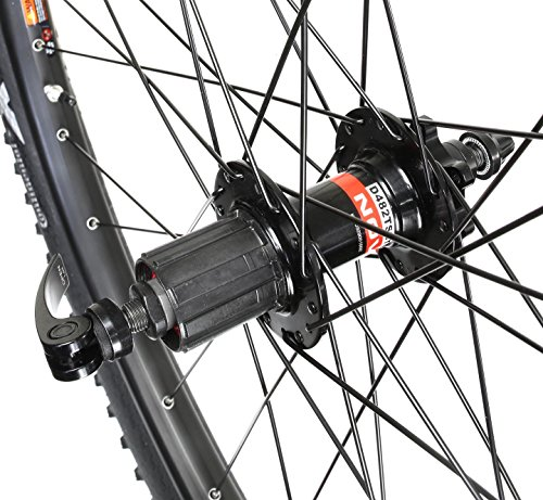 "WTB STP i25 Mountain Bike Bicycle Novatec Hubs & Tires Wheelset 11s 29"" QR"