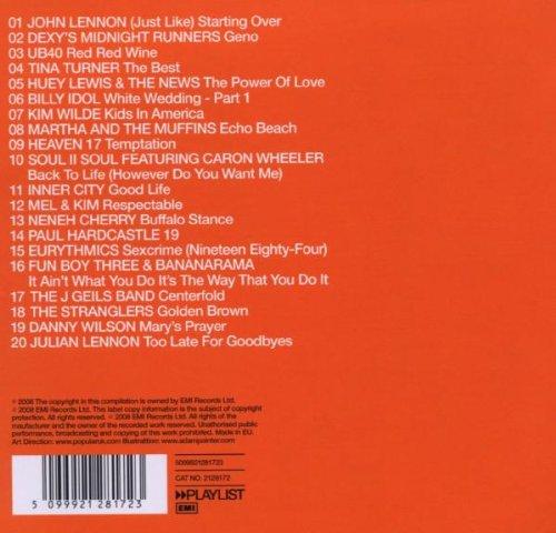 Playlist: 80s Hits