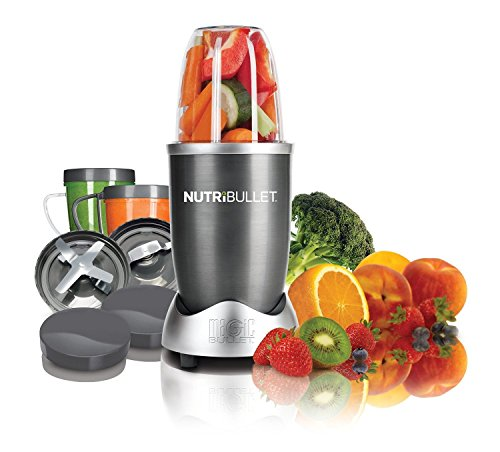 Evana NutriBullet 600 Series Blender/Mixer System 600 Watt Amazing fruit smoothies and beverages...
