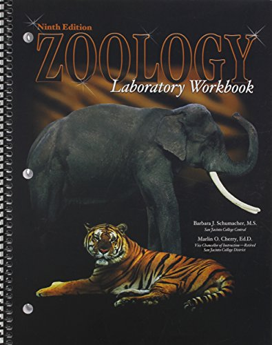 Zoology Laboratory Workbook