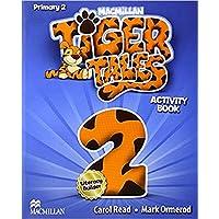 Tiger Tales 2 - Activity Book - 9780230476301